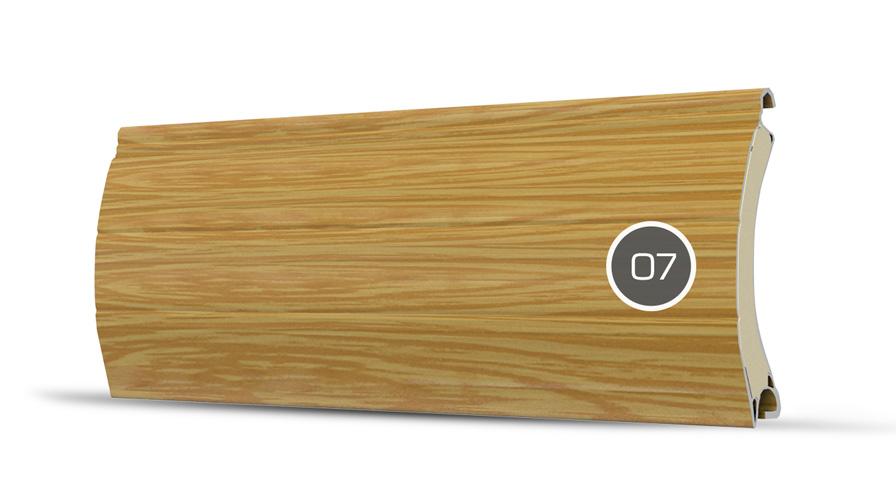 07 pancerz lamelka jasne drewno