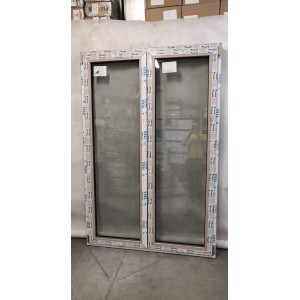 Balcony door DPQ-82 aluminum threshold